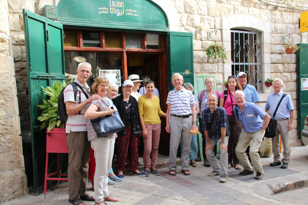 P&J Pilgrimage to Ramallah
